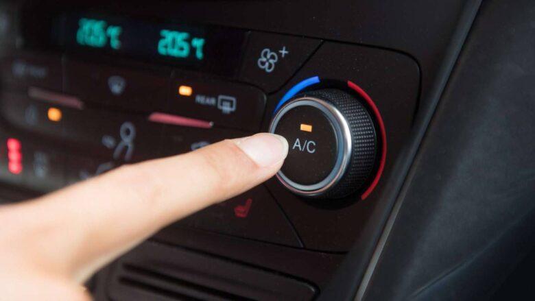 climatisation en voiture