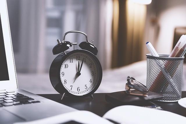Définir ses heures de travail à la maison