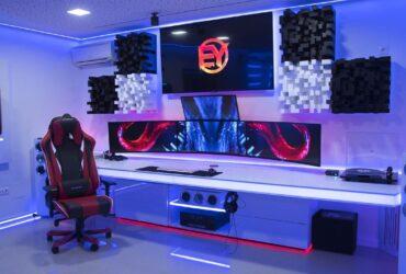 setup gamer