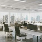 éclairage d'entreprise led ou fluorescent