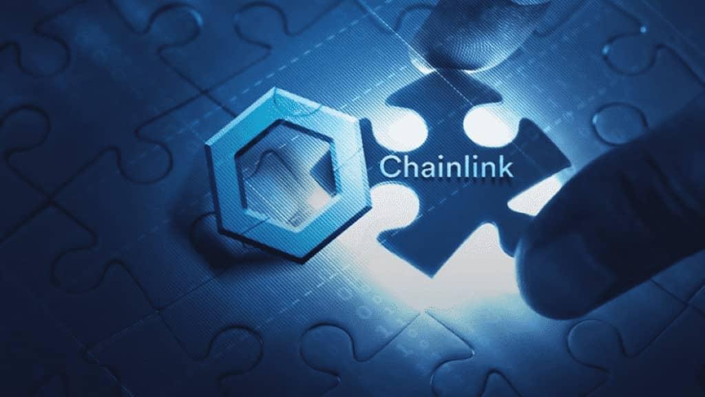 ChainLink (LINK) blockchain