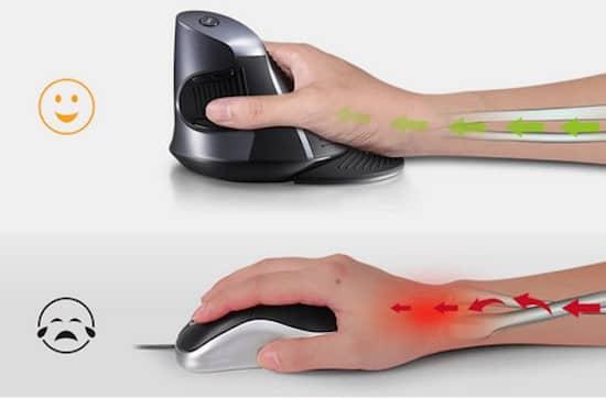 souris gamer ergonomique