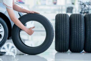 pneus vérifier état