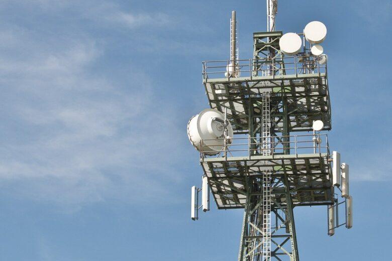 Antennes réseau 5g ou wifi 6