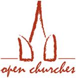 églises ouvertes logo