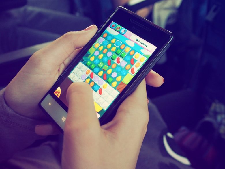 Top 5 jeux vidéo sur mobile