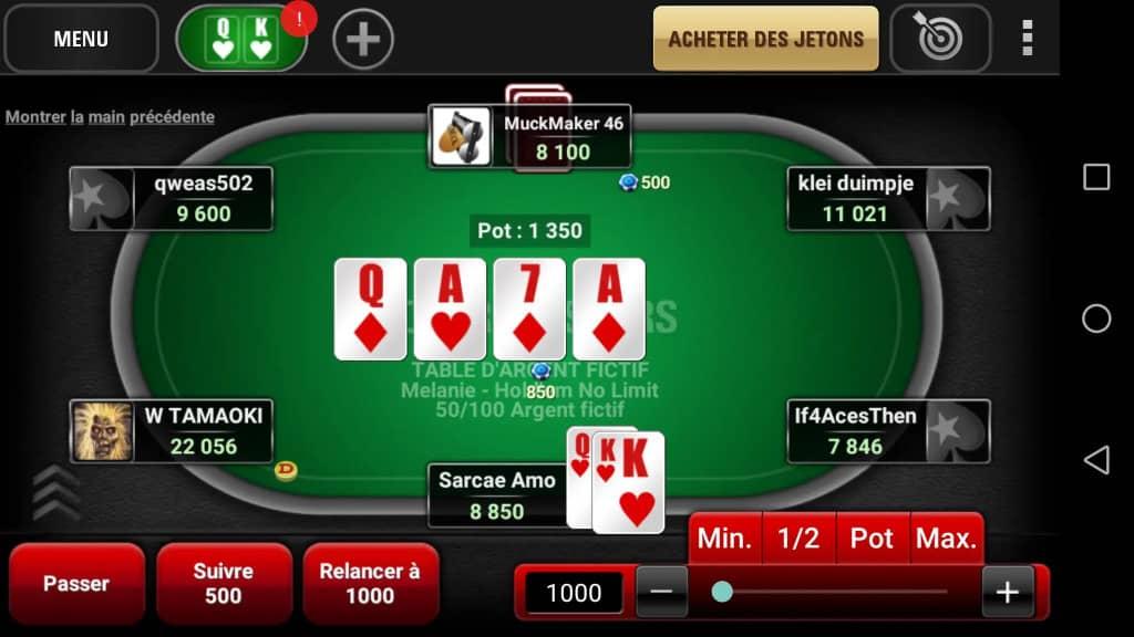 Texas Hold Em Poker mobile