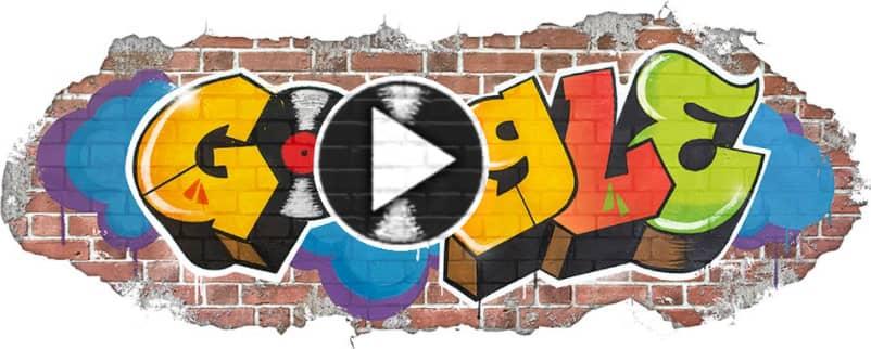 doodle google Hip Hop