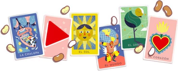 doodle google loterie