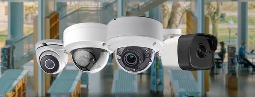 modèles de cameras de surveillance