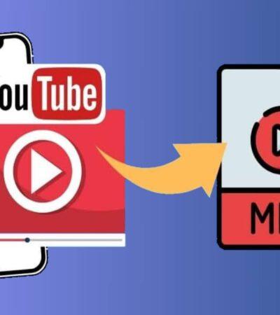 Comment convertir une vidéo YouTube en MP4 ?