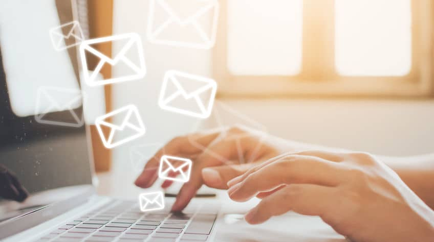 envoyer des emails professionnels