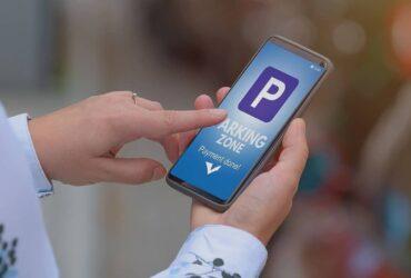 trouver un parking avec une application à Paris