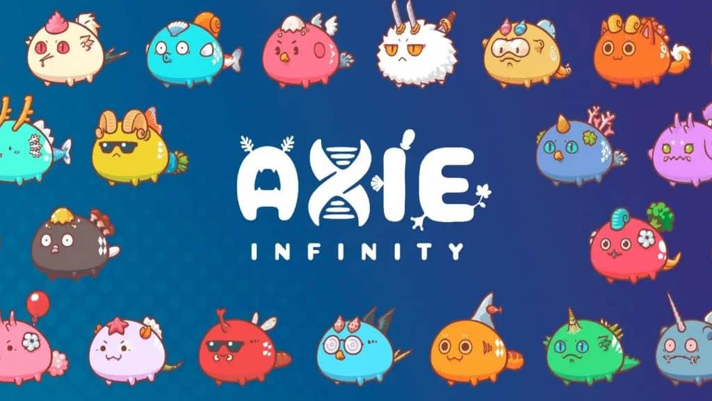 NFT Axie Infinity