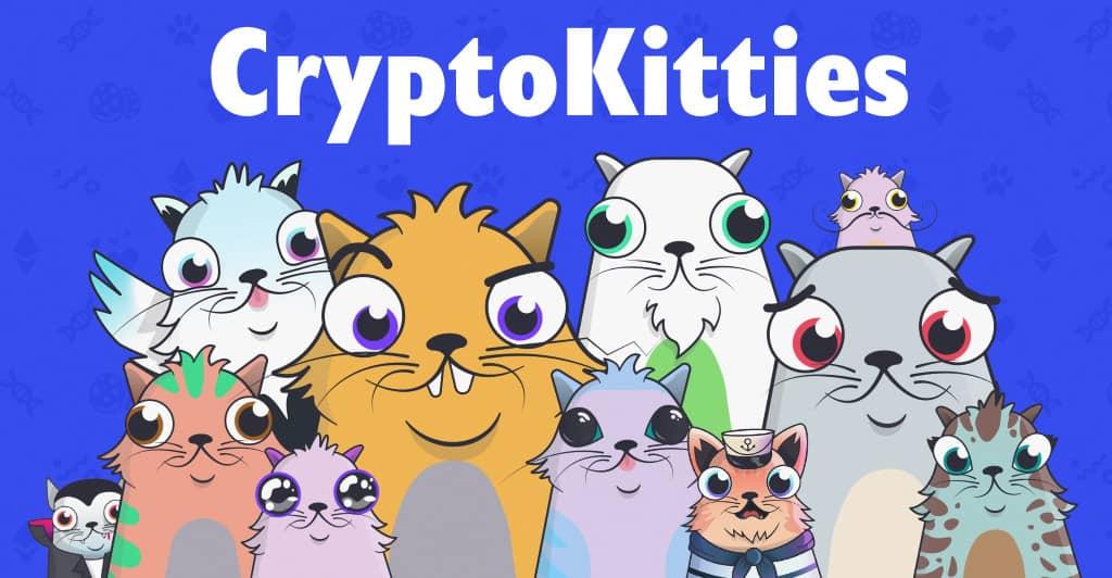NFT CryptoKitties