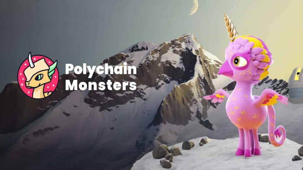 NFT Polychain Monsters