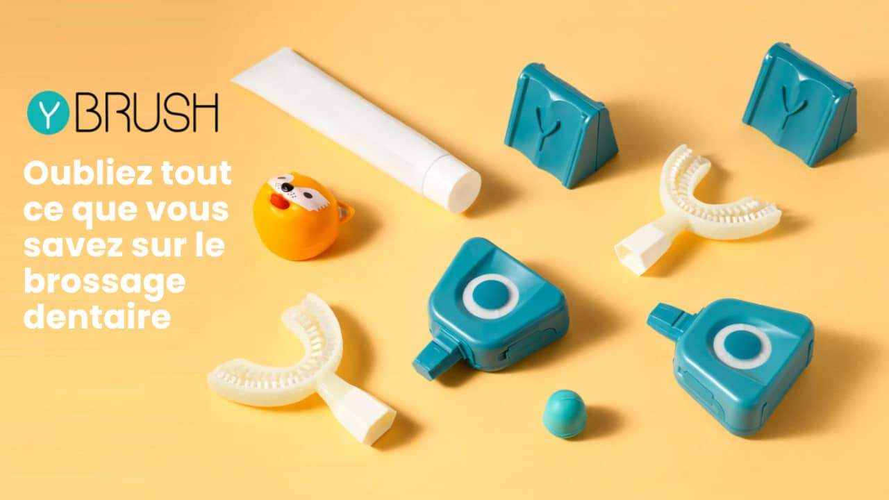 y-brush brosse à dents révolutionnaire