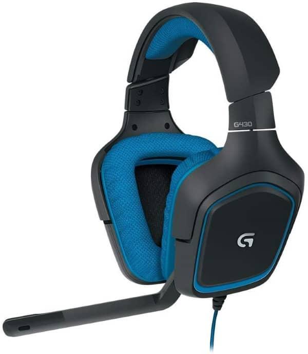 Logitech G430 Casque Gaming