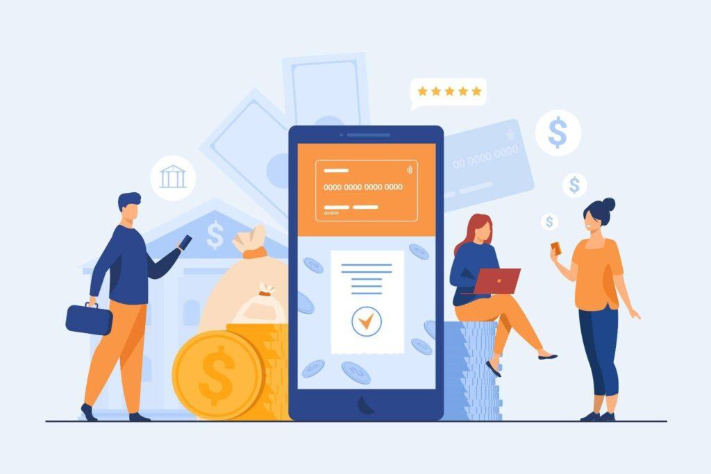 paiement en ligne vie quotidienne