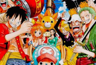 one piece personnages